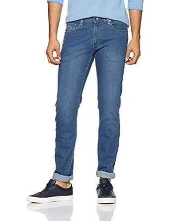 Pepe Jeans Men's Slim Fit Jeans (Vapour.3 I_Indigo/Blue_30W x 34L)