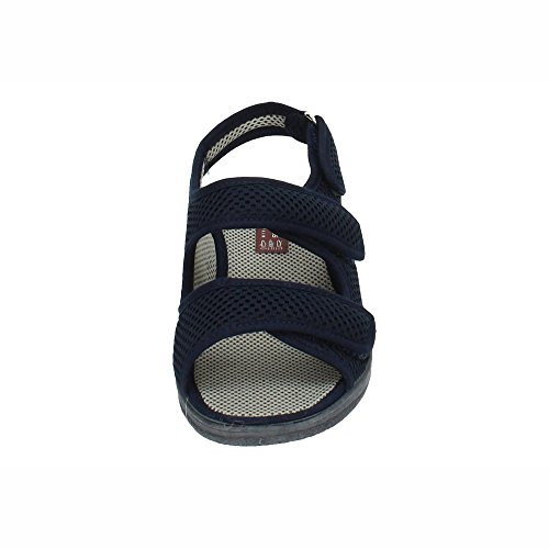 ZAPATOP , sandales femme Bleu Marine