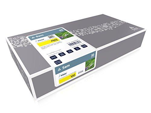 Preisvergleich Produktbild ASTAR AS13406 Toner kompatibel zu SAMSUNG 406S ( CLTY406S ) 1000 Seiten, Gelb