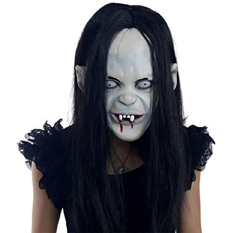 Wansan Horror Grimasse Ghost Maske Latex Gruselig Scary -