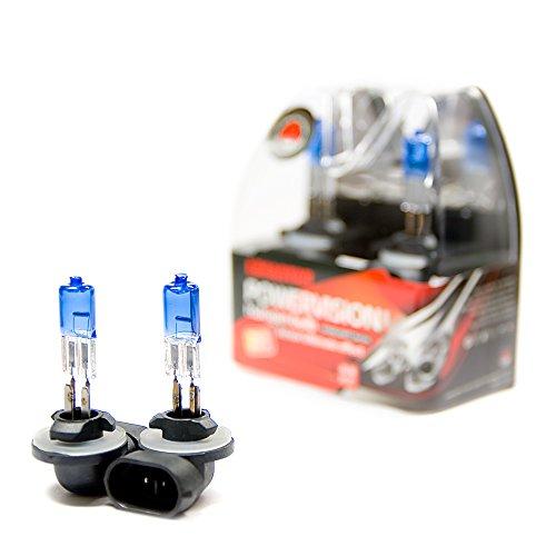 4 x 886 Birnen PGJ13 Halogen Lampen 6000K 50W Xenon Weiß 12V - Ge Halogen-leuchten
