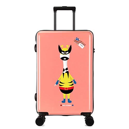 3D children's backpack Maleta para Niños Wolverine Equipaje...