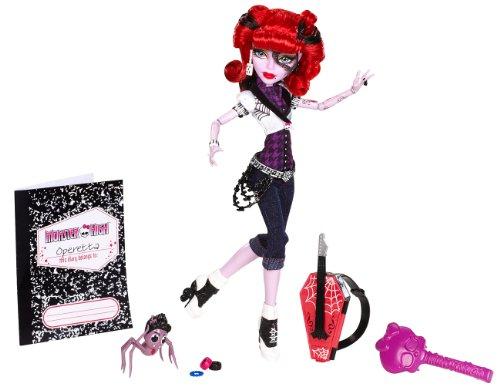 (Mattel X4633 - Monster High Operetta, Puppe)