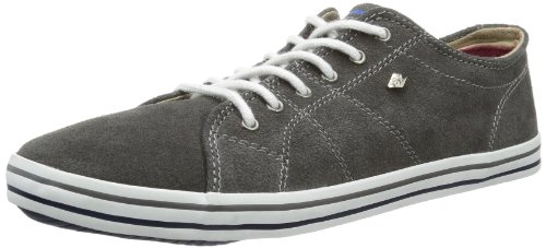 British Knights FAUX B32-3775 Herren Sneaker Grau (dk. grey 4)