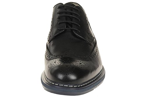 Clarks Kenley Limit black leather Men's Business shoes Black Leather