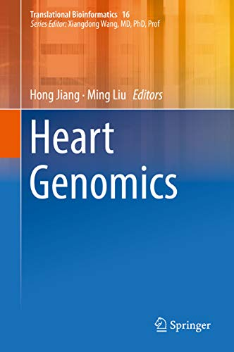Heart Genomics (translational Bioinformatics Book 16) por Hong Jiang epub