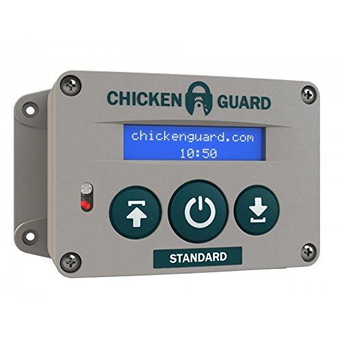 ChickenGuard - Portier électronique Option Minuterie