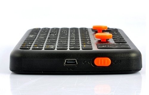 Bluetooth Mini Qwerty Keyboard - Gaming Keyboard, Android Tv