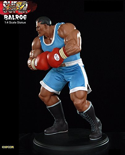 Pop Culture Shock–Street Fighter Balrog Figura, 639713574661, 43cm 6