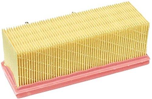 Preisvergleich Produktbild Kärcher 2.638 – 906.0 Flachfaltenfilter-Papier Kanzleibogen verpackt N