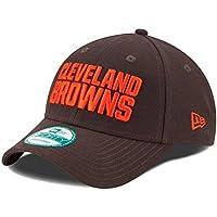 New Era The League Cleveland Browns OTC 2015 Gorra, Hombre, Negro (Black), OSFA