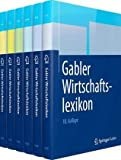 Gabler Wirtschaftslexikon. Redaktion: Laura Roberts; Riccardo Mosena; Eggert Winter.