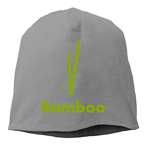 DHNKW Bamboos Beanies Caps Skull Hats Unisex Soft Cotton Warm Hedging Cap,One Size -