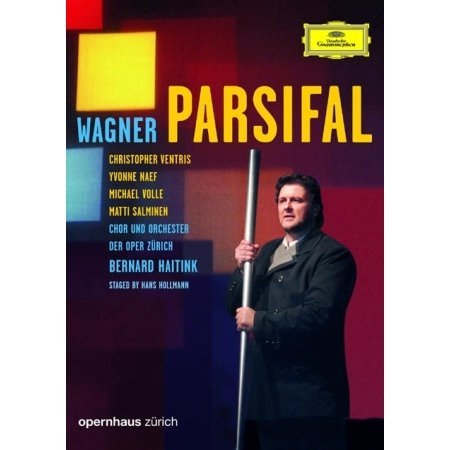 Classic DVD - WAGNER PARSIFAL (Korea Edition) (Region code : 3)