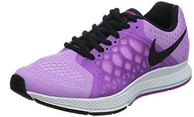 ... Nike AIR Zoom Pegasus 31 Women s Running SHOES-654486-502-SIZE-6 UK  Purple 7d27d5b5a7
