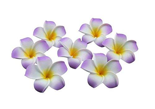 12-pinzas-para-pelo-con-diseo-de-flores-plumeria-hawaianas-de-6-cm-hechas-de-espuma