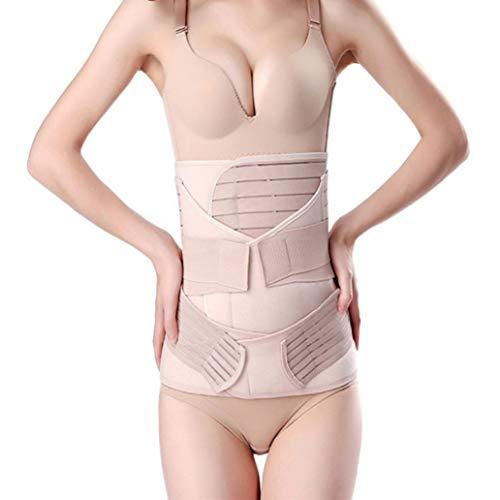 FENTINAYA Postpartale Slimmerbelt für Postpartale Erholung Shapewear Bauchbandage Atmungsaktives Korsett