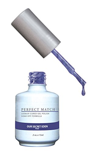 LECHAT Perfect Match Nail Polish, Our Secret Eden, 0.500 Ounce by LECHAT