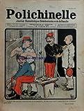 POLICHINELLE [No 156] du 17/12/1899 - C'EST VOUS QUI AVEZ COUPE LES CRINS DE CET HOMME ILS SONT TROP COURTS REFAITES LES D UN CENTIMETRE PLUS LONGS PAR DESSIN DE GOG - DESSIN DE RICK