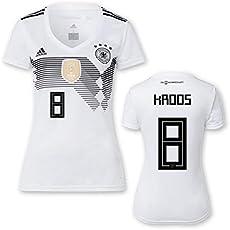 Trikot Damen DFB 2018 Home WC - Kroos 8