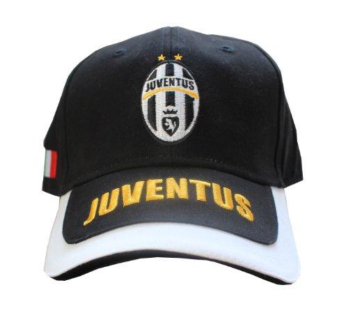 Cap-JUVENTUS TURIN, offizielle Kollektion, Serie A-Football Calcio club Italien