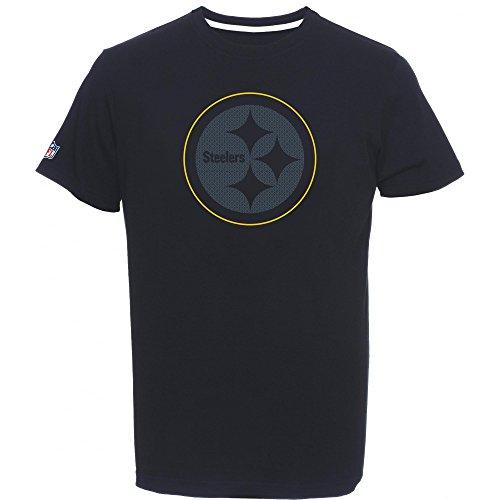 L Pittsburgh Steelers Tanser T-Shirt Medium ()