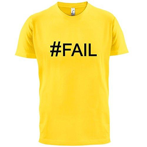 #Fail (Hashtag) - Herren T-Shirt - 13 Farben Gelb