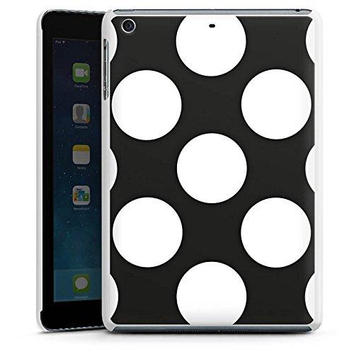 DeinDesign Apple iPad Mini 3 Hülle Schutz Hard Case Cover Dots 50er Punkte Dots Hard Case Cover