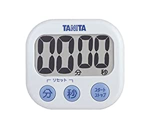 Td-384-wh White or Look At the Tanita Digital Timer by Unknown