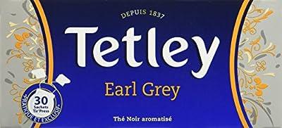 Tetley Thé Noir 60 g