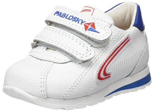 Sneaker Branco Jovem Pablosky 259801