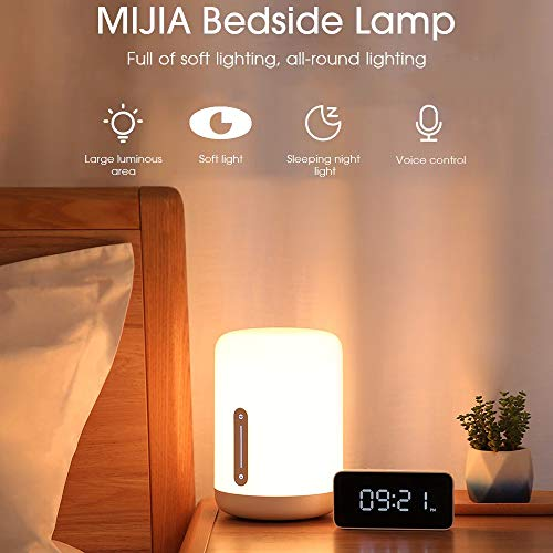 Mijia lamparas de mesa regulable