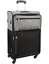 Aristocrat Evoque Polyester 54 cms Soft Sided Suitcase