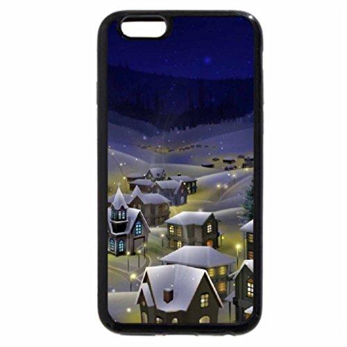 iPhone 3S/iPhone 6Coque (Noir)