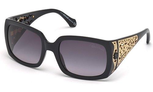 roberto-cavalli-womens-rc804s-shiny-black-gold-frame-gradient-smoke-lens-plastic-sunglasses
