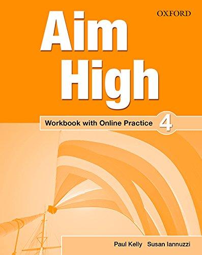Aim High 4. Workbook + Online Practice Pack