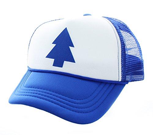 Preisvergleich Produktbild Gravity Falls Dipper Pines Trucker Hat
