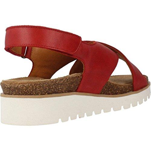 Sandali e infradito per le donne, colore Rosso , marca MEPHISTO, modello Sandali E Infradito Per Le Donne MEPHISTO TULIP STATUS SATCHEL Rosso Rosso
