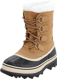 Sorel Women's Caribou Snow Boots, Brown (Buff 280), 6 UK 39 EU (B000BRJBXY) | Amazon price tracker / tracking, Amazon price history charts, Amazon price watches, Amazon price drop alerts