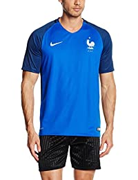 2016-2017 France Home Nike Football Shirt