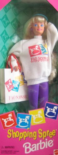 Barbie Collectibles Shopping Spree