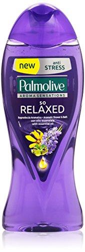 Palmolive - Aroma Sensations, So Relaxed, Bagnodoccia Aromatico, con Olio Essenziale , 500 ml