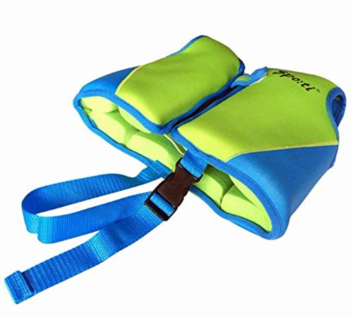 Titop Swim Weste für Kind Infant Swim Trainer Weste für Baby Kinder Float Weste Obst grün klein für Kinder 0-3 Jahre