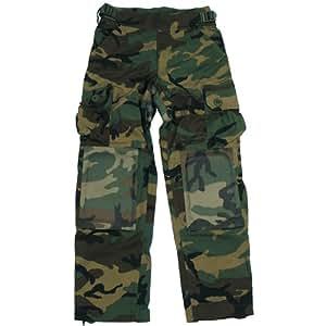 pantalon Commando 'Smock', Couleur:woodland;Taille:S