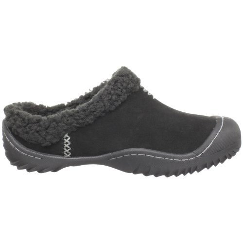 Skechers Spartan-snuggly Slipper Black
