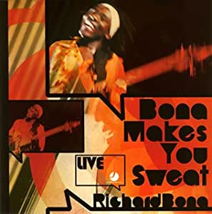Bona Makes You Sweat [Australian Import]