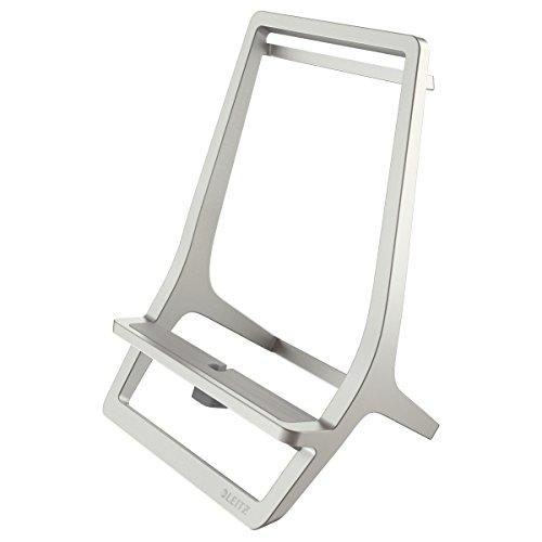 leitz-style-staender-tablet-mit-metallrahmen-integrierter-lightning-ladeeinsatz-ermoeglicht-einfache