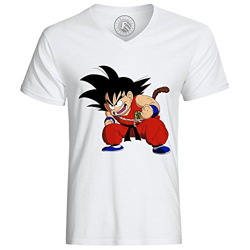 Fabulous T-Shirt Dragon Ball Manga San Goku DBZ