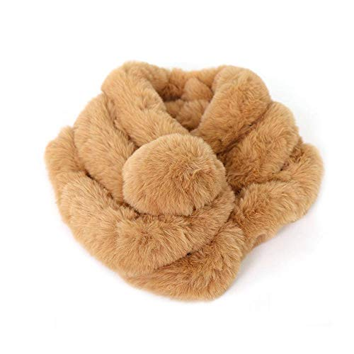 KOBWA - Bufanda de Invierno Gruesa y cálida para Mujer, Chica cálida Bufanda de Moda, Temperatura...
