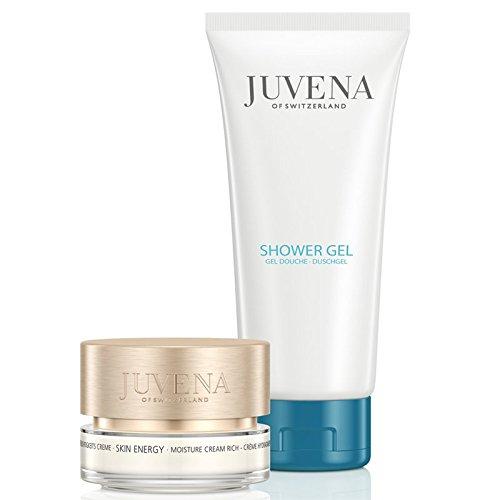Juvena Skin Energy Set (Moisture Cream Rich, 50 ml & Shower Gel, 200 ml), 1 Stück